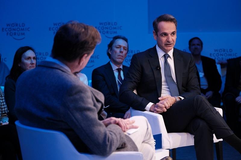 Κυριάκος Μητσοτάκης: Οι ξένοι επενδυτές βλέπουν σήμερα διαφορετικά την Ελλάδα