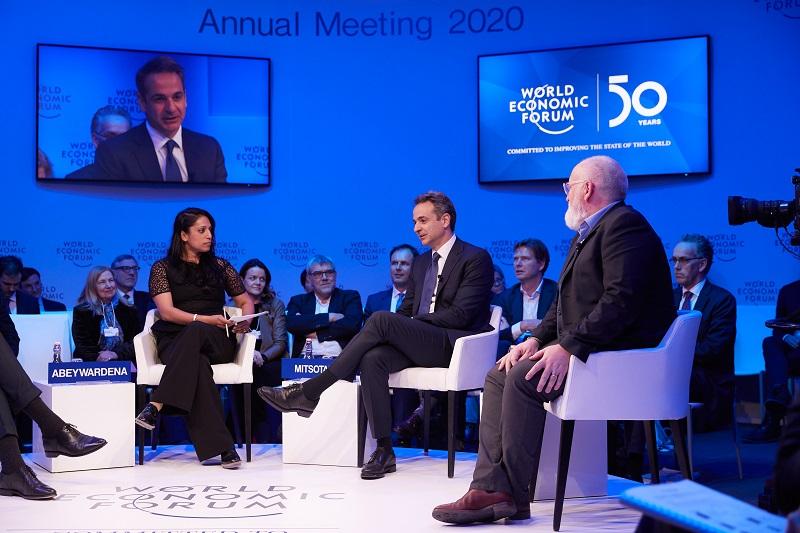 Μητσοτάκης: Θα εκμεταλλευτούμε γεωπολιτικά και οικονομικά το θετικό κλίμα