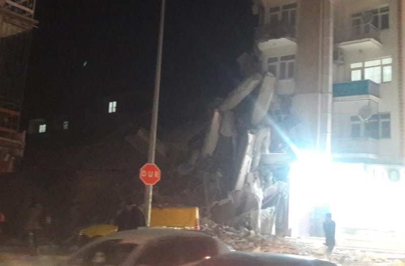 Ο φόβος των σεισμολόγων μετά τα 6,9 Ρίχτερ στην Τουρκία