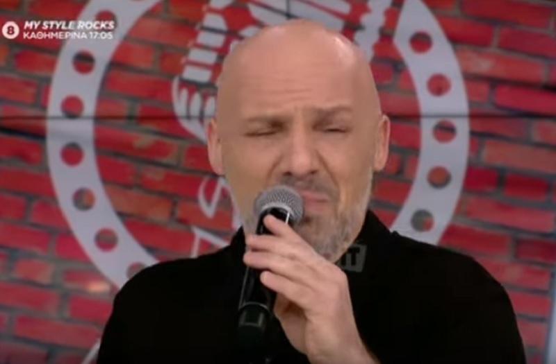 Ο Μουτσινάς για την αποχώρηση της Μενεγάκη από την ελληνική τηλεόραση