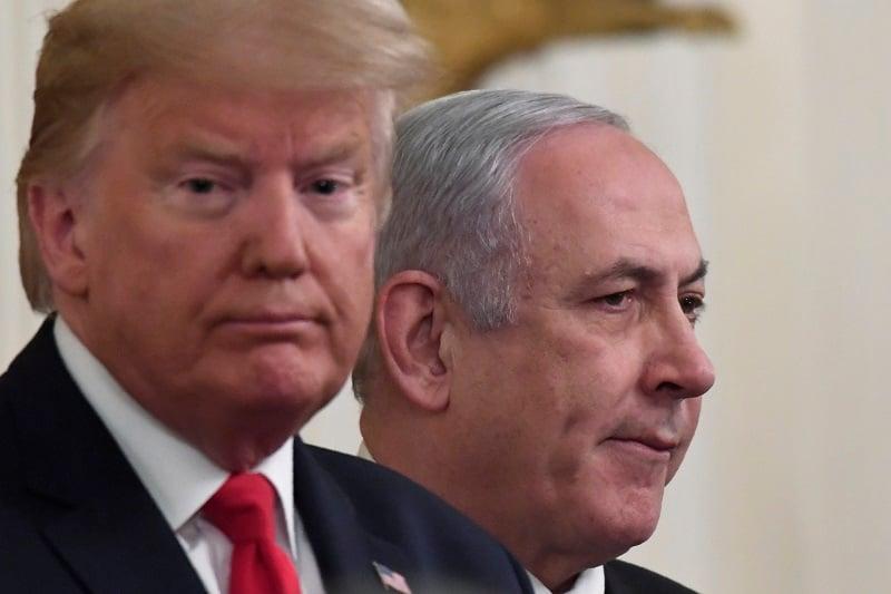 Διεθνείς αντιδράσεις στην πρόταση Τραμπ για το Παλαιστινιακό