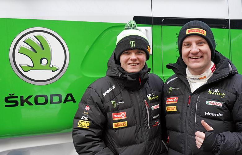 Η Skoda επιστρέφει στο WRC