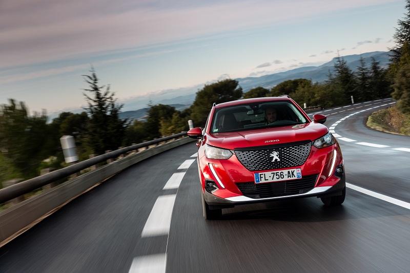 Το Peugeot 2008 «Καλύτερο Εταιρικό SUV»