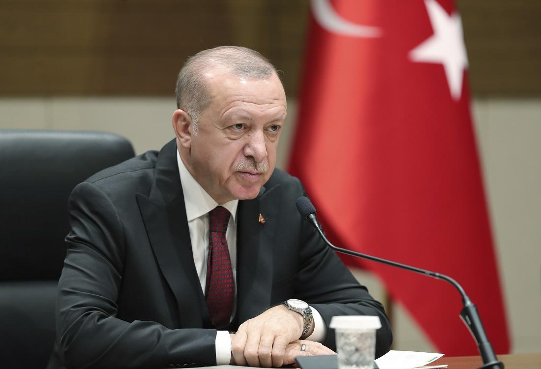 Μήνυση κατά ελληνικής εφημερίδας υπέβαλλε ο Ερντογάν