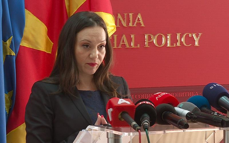 Την πόρτα της… εξόδου είδε η υπ. Εργασίας της Βόρειας Μακεδονίας για την επίμαχη πινακίδα