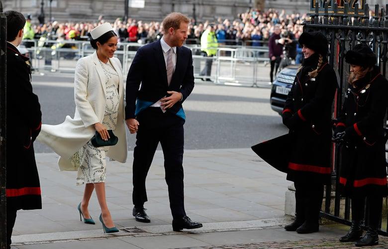 Τέλος η λέξη «Royal» στην επωνυμία για τον πρίγκιπα  Χάρι και την Μέγκαν Μαρκλ!