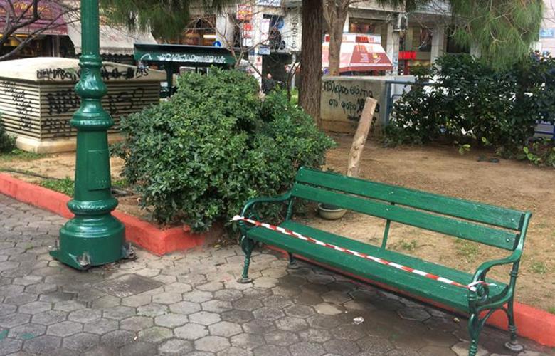 Παρεμβάσεις καθαριότητας και καλλωπισμού σε πλατείες της Αθήνας