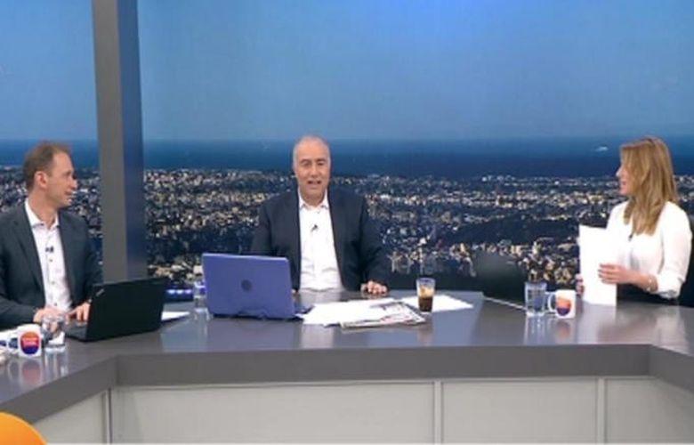 Χωρίς τον Γιώργο Παπαδάκη σήμερα το «Καλημέρα Ελλάδα»! Τι συνέβη στον παρουσιαστή; (Βίντεο)