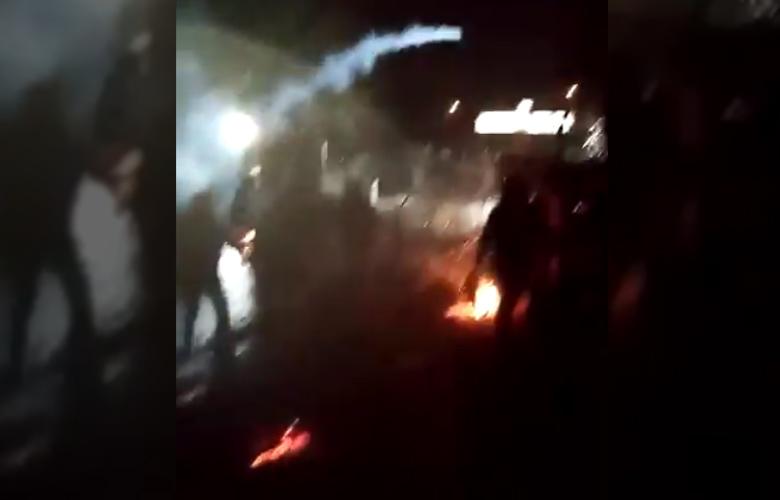 Συγκρούσεις προσφύγων–αστυνομίας στα σύνορα του Έβρου! (Βίντεο)