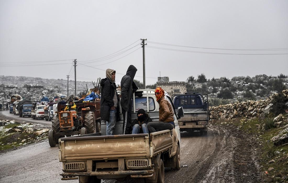 Ο Ερντογάν ανοίγει τα σύνορα για τους Σύρους πρόσφυγες στην Ευρώπη!
