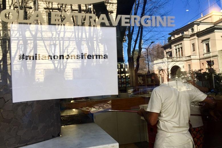 Κοροναϊός: Με…Apérivirus και Corona Cake αντιμετωπίζουν τον ιό στην Ιταλία