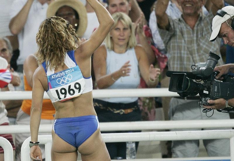 Ποια αθλήτρια δηλώνει ότι είναι χωρίς σχέση τρία χρόνια
