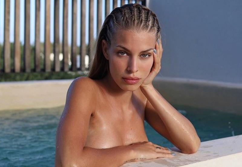 Jessica Goicoechea: Η Ισπανίδα καλλονή ποζάρει γυμνή και προκαλεί εγκεφαλικά