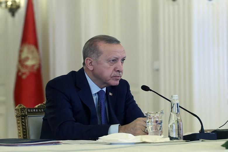 Ερντογάν: Είμαστε πολύ κοντά στο να ξεπεράσουμε την επιδημία