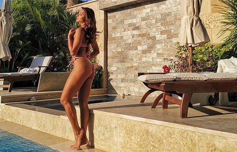Η γυμνή πόζα της Ναυσικάς Παναγιωτακοπούλου που «έριξε» το Instagram