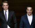 Δημοσκόπηση: Η απόσταση που χωρίζει ΝΔ-ΣΥΡΙΖΑ εν μέσω κοροναϊού