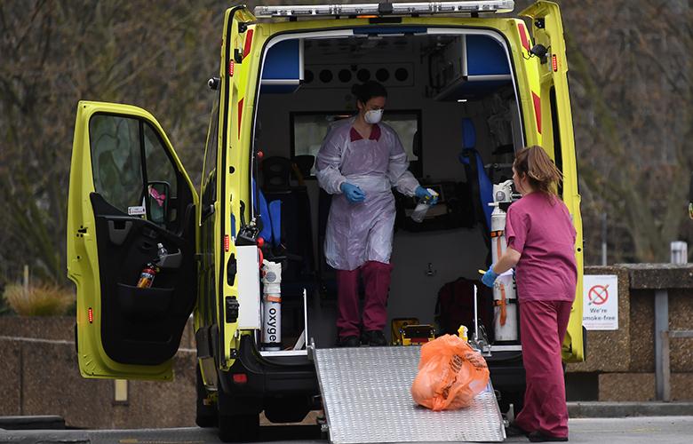 Βρετανία: Καταδικάστηκε άστεγος επειδή έκλεψε ιατρικό υλικό από ασθενοφόρο