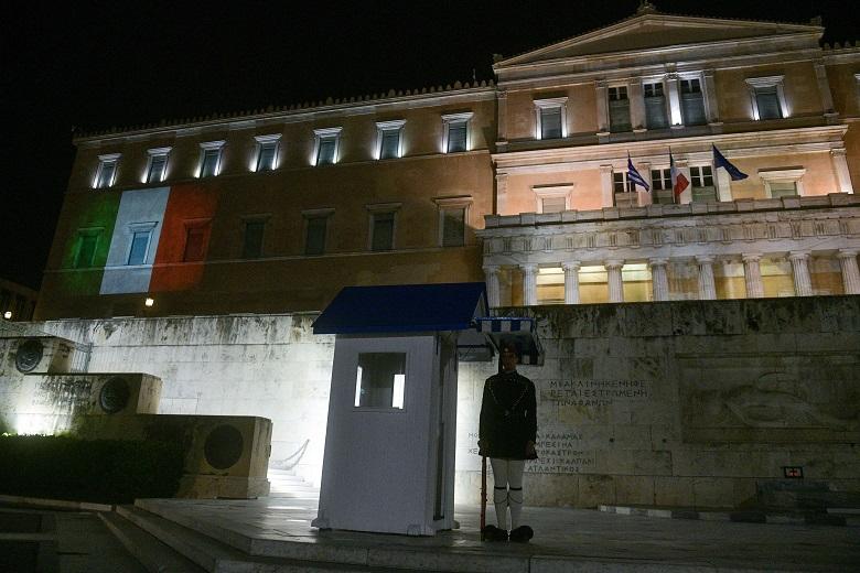 «Ιταλία, είμαστε στο πλευρό σου»: Το μήνυμα της Προέδρου της Δημοκρατίας