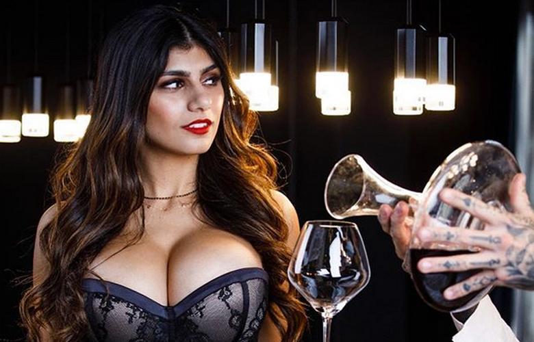 Μια Καλίφα: Το στήθος της πασίγνωστης πορνοστάρ έτοιμο να… εκραγεί