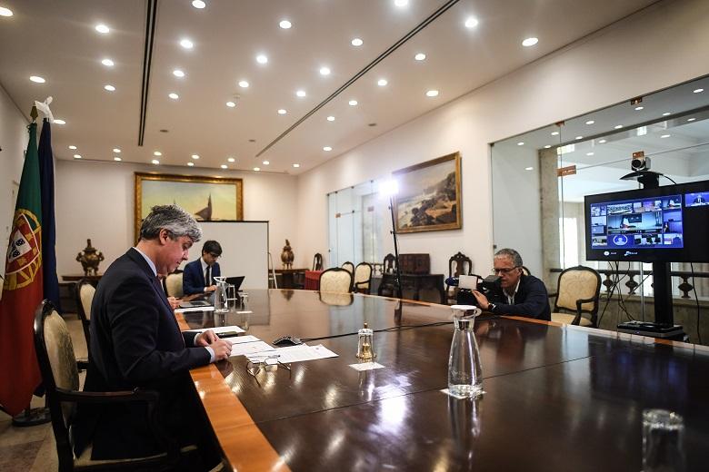 Eurogroup: Xωρίς συμφωνία ο πρώτος γύρος της συνεδρίασης
