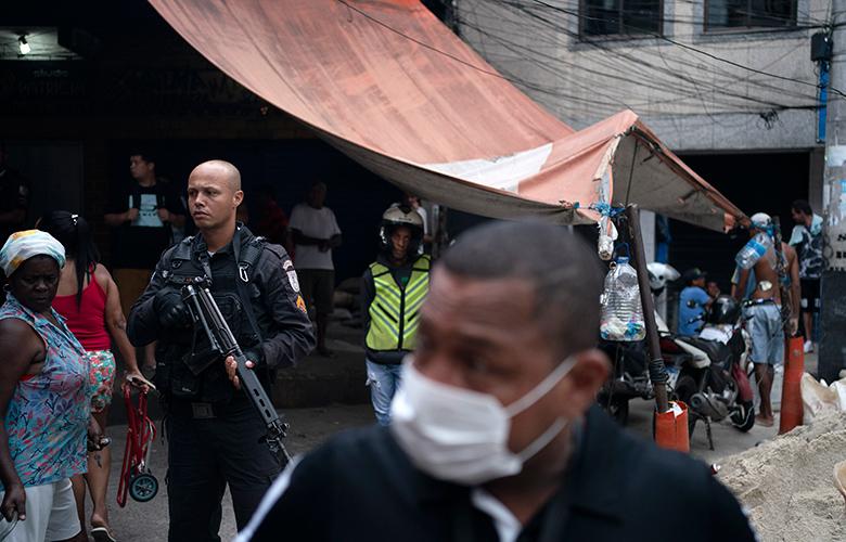 Koροναϊός: Οι πρώτοι έξι θάνατοι στις φαβέλες του Ρίο στη Βραζιλία