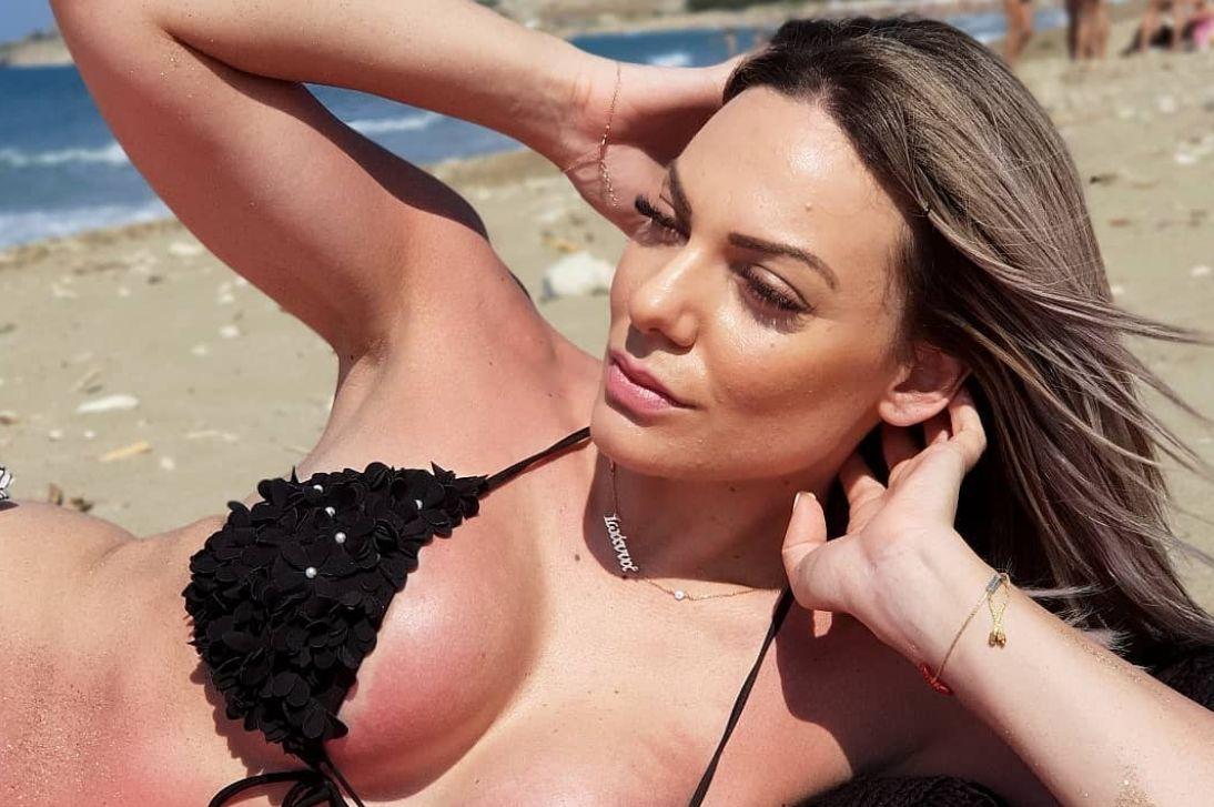 Ιωάννα Μαλέσκου, η πιο σέξι παρουσιάστρια της Κρήτης
