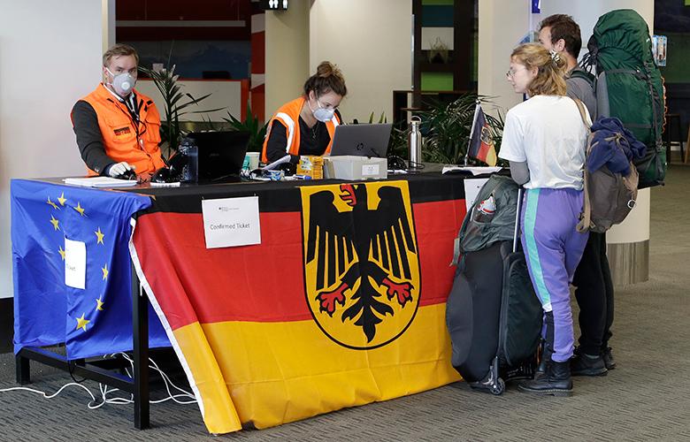 Κοροναϊός: «Κρατήστε κλειστά τα γερμανικά σύνορα για τον τουρισμό» 1