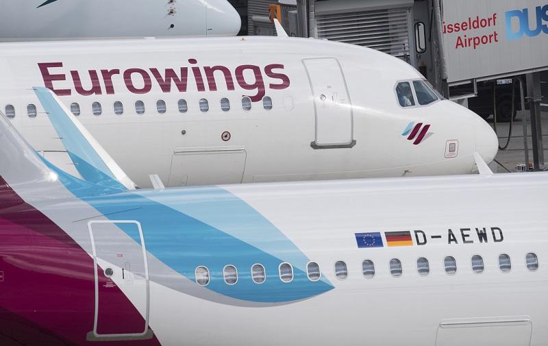 Η γκάφα της γερμανικής Eurowings στο αεροδρόμιο της Σαρδηνίας