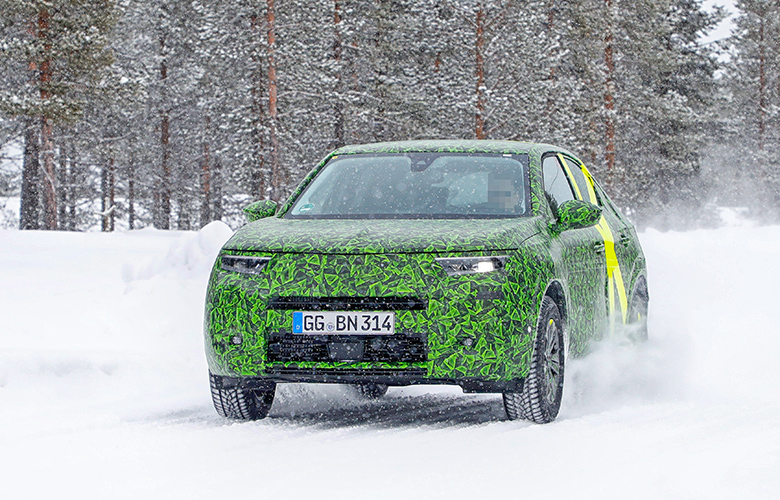 Νέο Opel Mokka: Στην τελική ευθεία για την παραγωγή
