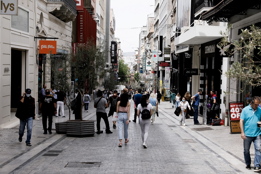 ΕΣΕΕ: Αναιμικός ο τζίρος των εμπορικών καταστημάτων από τις 11 Μαΐου που επαναλειτούργησαν