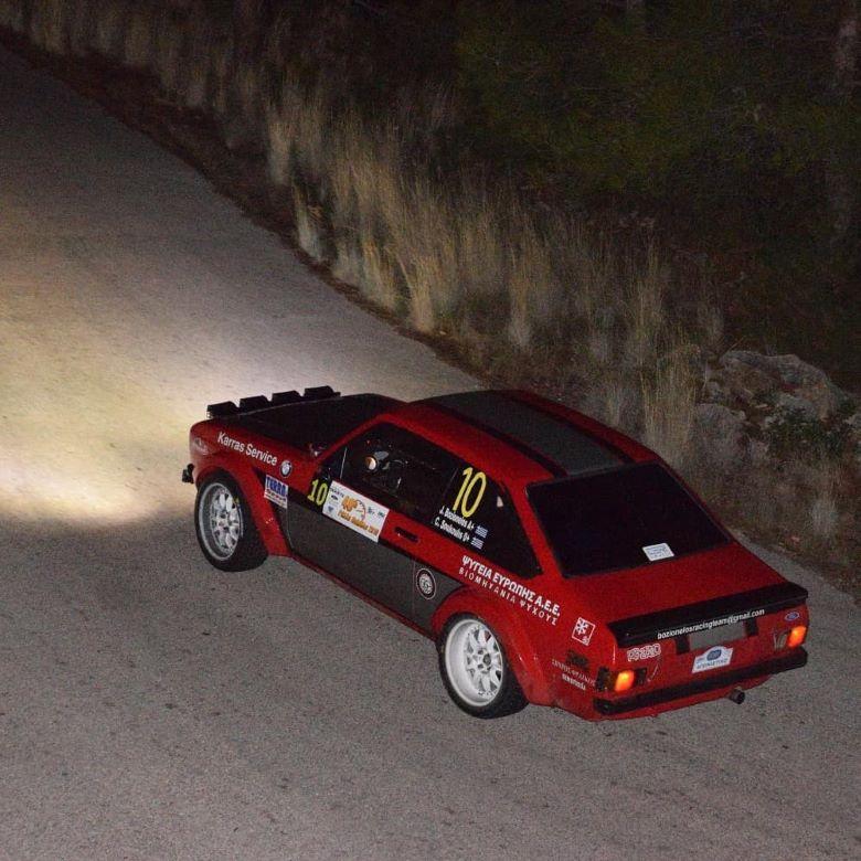 Χωρίς θεατές η επανεκκίνηση των Ελληνικών Αγώνων Αυτοκινήτου