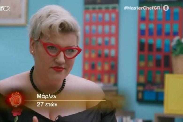 MasterChef 4: Ποιον «κάρφωσε» η Μάρλεν Γρυντάκη