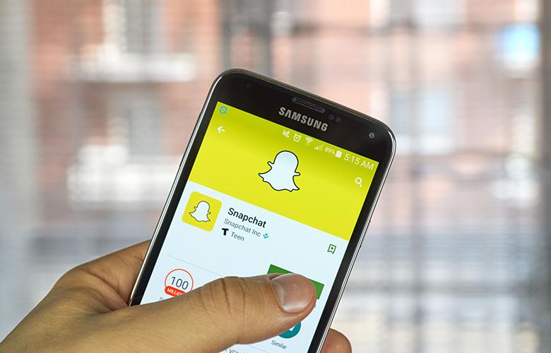 Το Snapchat «μπλοκάρει» τα μηνύματα του Ντόναλντ Τραμπ