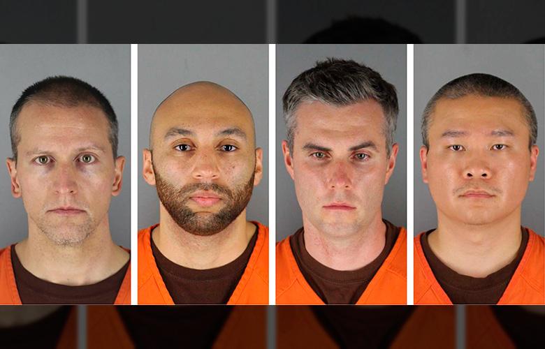 Δολοφονία Τζορτζ Φλόιντ: Στο δικαστήριο οι τρεις αστυνομικοί για συνέργεια