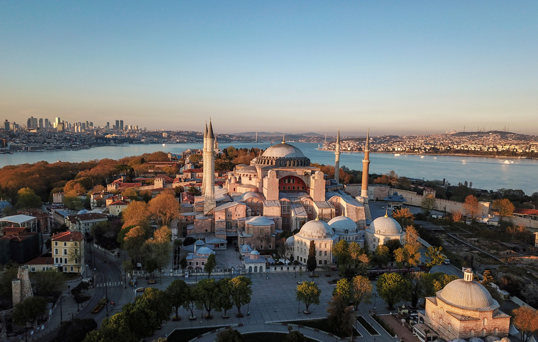 Ραγδαίες εξελίξεις στην Τουρκία: Τζαμί η Αγιά Σοφιά