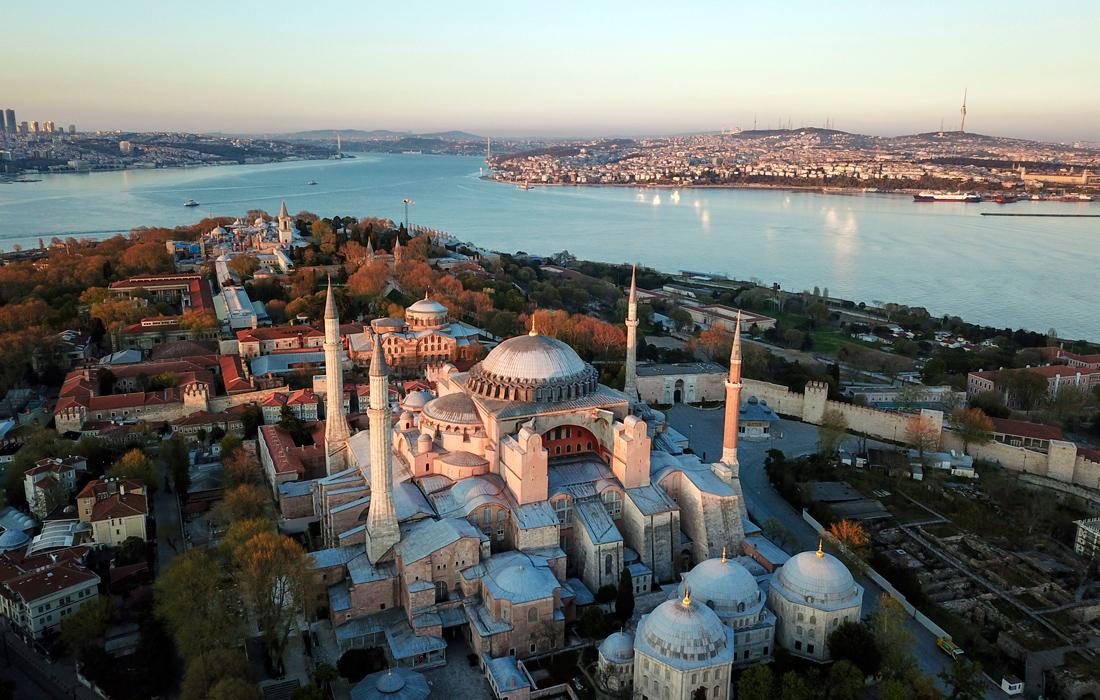 Διεθνείς αντιδράσεις για την μετατροπή της Αγιάς Σοφιάς σε τζαμί