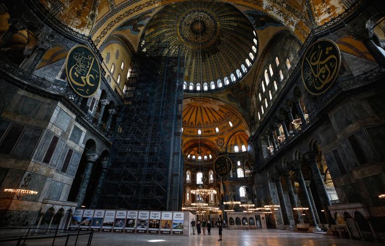 Ρώσος ΥΠΕΞ για Αγία Σοφία: Είναι εσωτερική υπόθεση της Τουρκίας η μετατροπή σε τζαμί