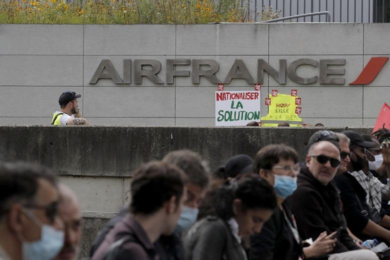 Κοροναϊός: O όμιλος Air France καταργεί 7.580 θέσεις εργασίας