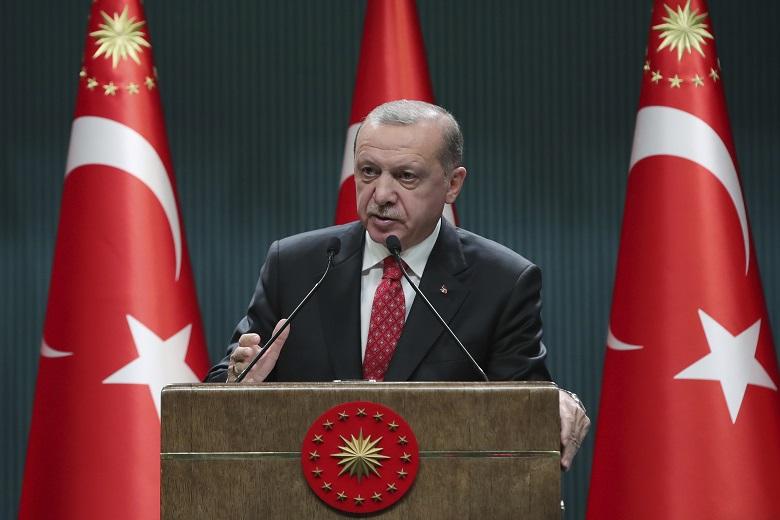 Ερντογάν: Εάν εμείς χάσουμε μία, εσείς θα χάσετε δέκα