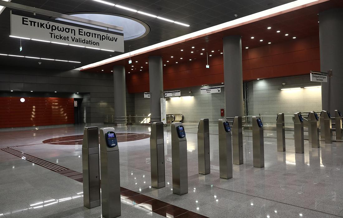 Επέκταση Γραμμής 3 του Μετρό: Νίκαια-Αεροδρόμιο σε 55 λεπτά από το πρωί της Τρίτης