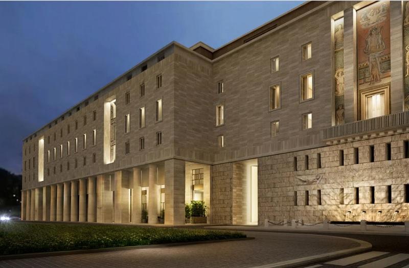 Νέο ξενοδοχείο του οίκου Bvlgari στη Ρώμη