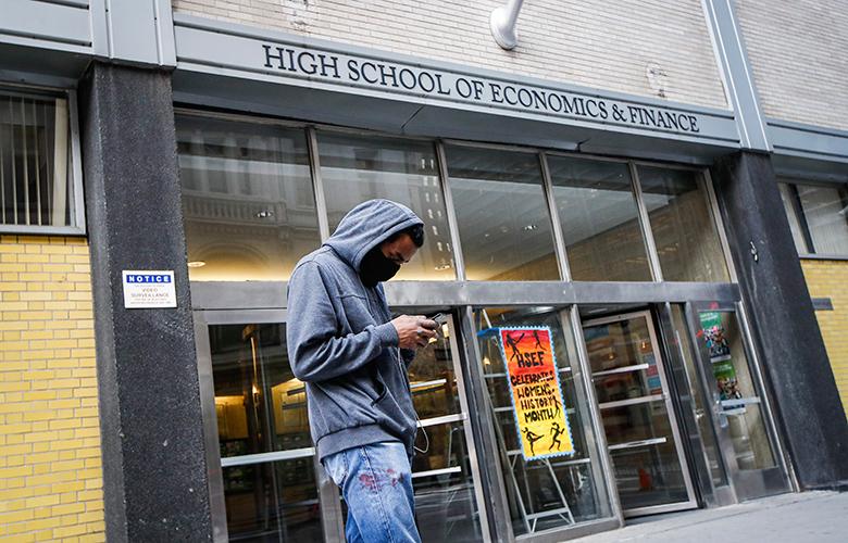 Κοροναϊός: Mόνο τρεις ημέρες την εβδομάδα θα ανοίξουν τα σχολεία στη Νέα Υόρκη