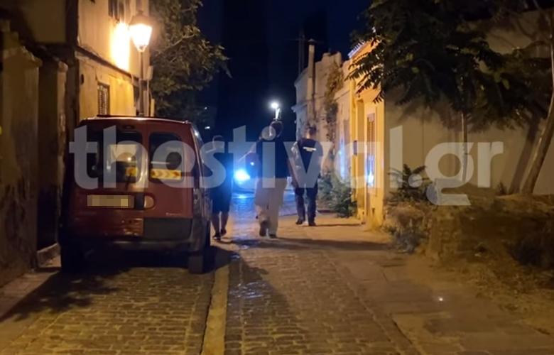 Βίντεο ντοκουμέντο: Άγρια καταδίωξη λαθροδιακινητών στη Θεσσαλονίκη