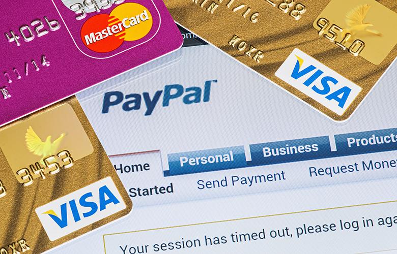 Η PayPal βάζει τέλος στις μεταφορές χρημάτων και τις ηλεκτρονικές πληρωμές στη Ρωσία