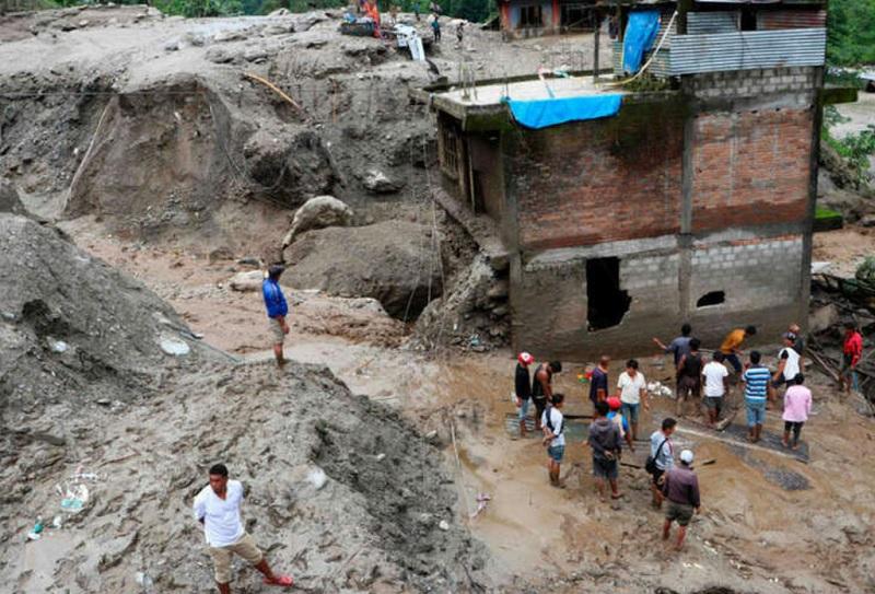 Πολύνεκρη τραγωδία στο Νεπάλ από τις κατολισθήσεις