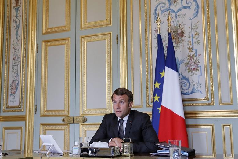 Μακρόν: Είναι καθοριστικό η Ευρώπη να αντιμετωπίσει αποφασιστικά τα θέματα της Μεσογείου