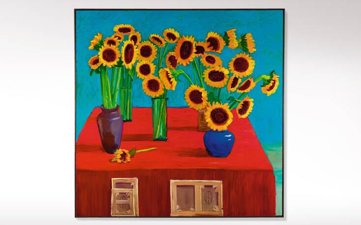 Ο πίνακας του Ντέιβιντ Χόκνεϊ που πουλήθηκε 14,8 εκατ. δολάρια