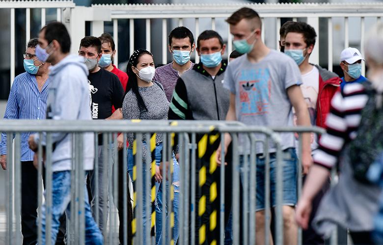 Κοροναϊός: Περισσότερους πόρους από την ΕΕ και μεγαλύτερη αλληλεγγύη ζητούν οι Ευρωπαίοι