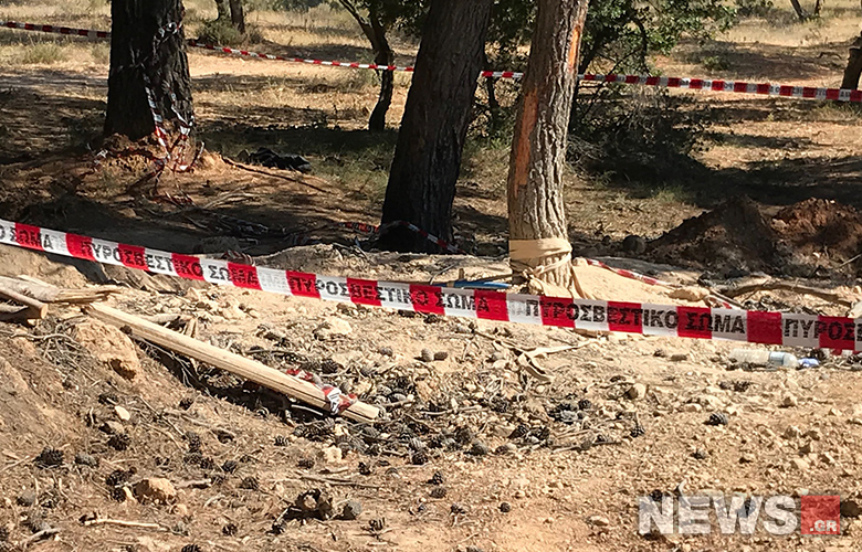 Το κυνήγι θησαυρού και οι πρώτες εικόνες από το σημείο – News.gr
