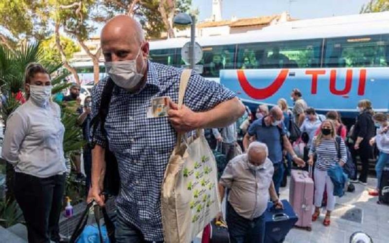 Η Γερμανία αίρει μερικώς τους ταξιδιωτικούς περιορισμούς για την Τουρκία